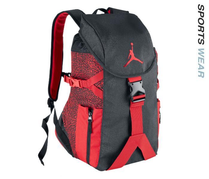 Nike Jordan Jumpman Top-Loader Backpack SKU No  612844-010 c44c02065fe38