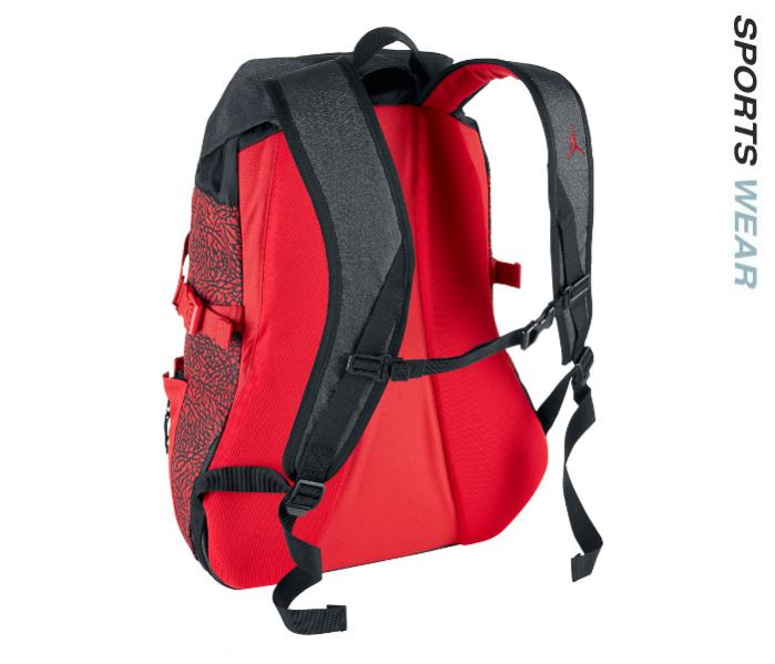 Category  Backpack Colour  Black + Red Available Size  20.5